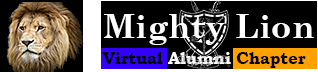 Mighty Lion Virtual Alumni Chapter